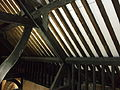 Original timber roof in St Michael's Church, Chester (10).JPG