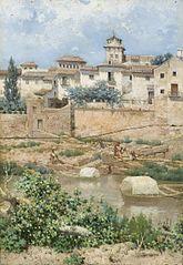 Orillas del Guadalquivir