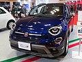 Osaka Motor Show 2019 (257) - FIAT 500X Cross (3BA-33413PM).jpg