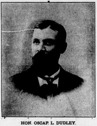 Oscar dudley