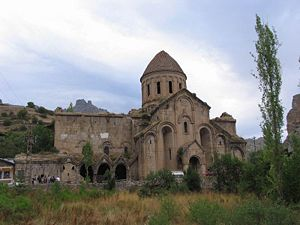 2012 in Georgia (country) - The Oshki cathedral built by Georgians between 963 and 973 is located in northeastern Turkey.