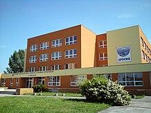 Střední průmyslová škola chemická akademika heyrovského a