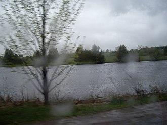 Otonabee River - Image: Otonabee River
