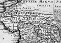 Ottens Reinier and Josua. Regnum persicum, Imperium turcicum in Asia, russorum provinciae ad mare Caspium (18th century).EA.jpg