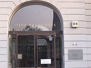 Prussian Heritage Image Archive - Image: Otto Nagel Haus