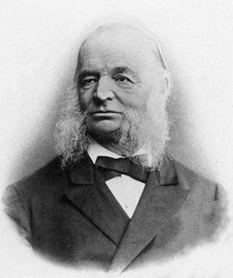 Otto Wilhelm von Struve - Otto Wilhelm von Struve