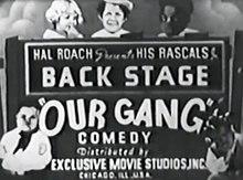 Nossa 1923.jpg Gang Back Stage