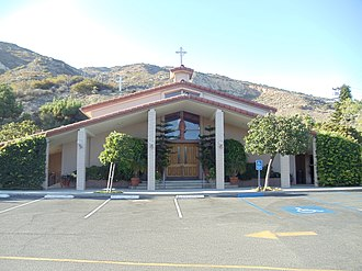 Our Lady of the Angels Pastoral Region - Image: Our Lady of Malibu