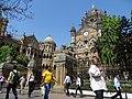 Outside Central Railway Authority - Fort District - Mumbai - Maharashtra - India (25789500933).jpg
