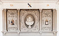 Overmantle, dining room, Madingley Hall, Cambridgeshire.jpg