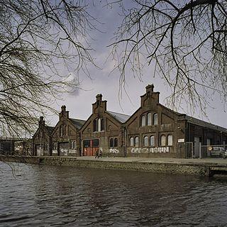 Oostpoort (Amsterdam) Neighborhood of Amsterdam in North Holland, Netherlands