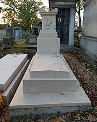Tomb of Langlé