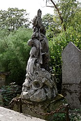 Pierre Robinet: Tomb of Edmond Adolphe Gay