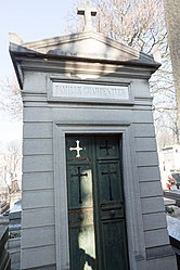 Tomb of Charpentier