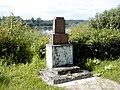 Pļaviņas, piemineklis 1905. g. revolucionāriem 2000-07-21 - panoramio.jpg