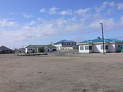 Port Nolloth town, 2005