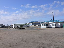 Port Nolloth – Veduta
