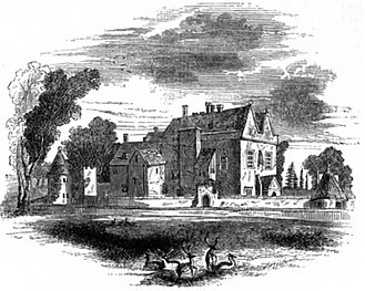 Perkin Warbeck - Beaulieu Abbey in Hampshire, where Warbeck took sanctuary