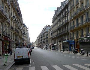 Rue La Boétie - Rue La Boétie