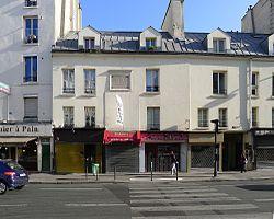 Alphonse baudin wikip dia - Paris rue du faubourg saint antoine ...
