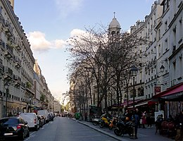 Image illustrative de l'article Rue des Archives (Paris)