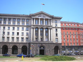 Government of Bulgaria executive authority in Bulgaria