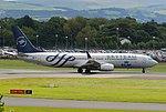 PH-BXO B737 KLM (Skyteam Livery) (35584985133).jpg