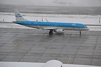 PH-EXB - E190 - KLM