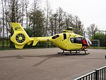PH-MAA ANWB Medical Air Assistance Eurocopter EC135 at Hoofddorp pic20.JPG