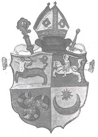 Paweł Holszański - Paweł Holszański's coat-of-arms