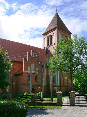 Górowo Iławeckie - Greek Catholic Church