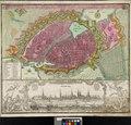 PPN611196549 Hamburgum, celeberrima libera Imperii et Hanseatica civitas ac opulentissimum Emporium, circa Ostium (1760).tif
