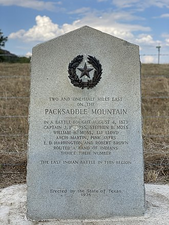 Packsaddle Mountain (Llano County, Texas) - Image: Packsaddle 002