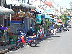 Padang Besar, Thailand - Image: Padangbesa, Sadao District, Songkhla, Thailand panoramio (1)