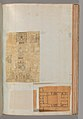 Page from a Scrapbook containing Drawings and Several Prints of Architecture, Interiors, Furniture and Other Objects MET DP372144.jpg