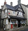 Painswick, Gloucestershire ... the post office revisited. Spot the Norwich Union fire mark! (4790779940).jpg