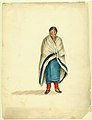 Painting of an Indian woman by Anna Maria Von Phul.jpg