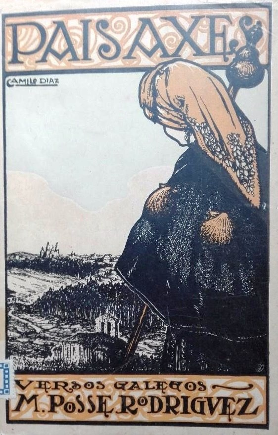 Paisaxes de Manuel Posse Rodríguez, Santiago, El Eco Franciscano, 1925