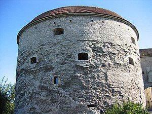 Estonian Maritime Museum - Fat Margaret tower.