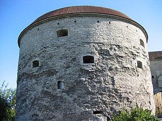 Estonian Maritime Museum - Fat Margaret tower.