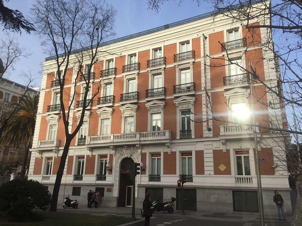 Palacio de Elduayen (Recoletos 25, Madrid) 02