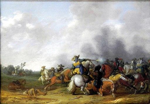 Palamedesz Reitergefecht (1)