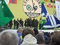 Palco manifestazione Lega Nord Milano, 2007.JPG