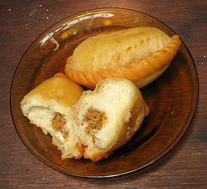 Empanada - Panada snack in Indonesia