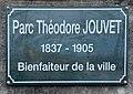 Panneau du Parc Jouvet (Valence) en janvier 2021.jpg