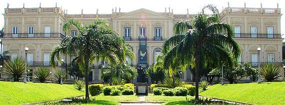 Resultado de imagem para Museu Nacional de Arqueologia e Antropologia do Rio de Janeiro