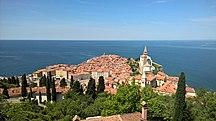 Slovenia-Tourism-Panoramics of Piran 2015