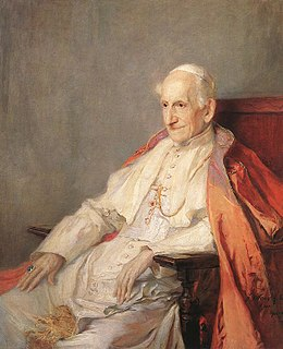 Theology of Pope Leo XIII