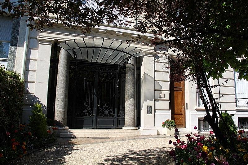 File:Paris - 36 Avenue Georges-Mandel (29490068573).jpg