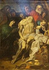 Christ deposé de la croix